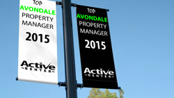 Avondale Property Management Logo