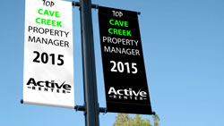 Cave Creek Property Management Logo