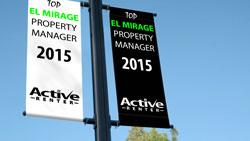 El Mirage Property Management Logo