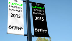 Glendale Property Management Logo